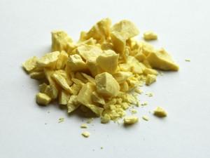 Enxofre -Sulfur