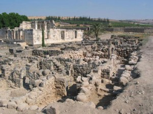 Cafarnaum-ruinas