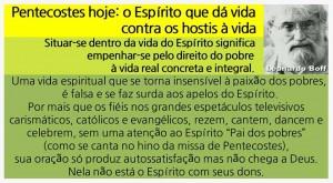PENTECOSTES-BOFF