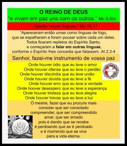 Reino e Pentecostes